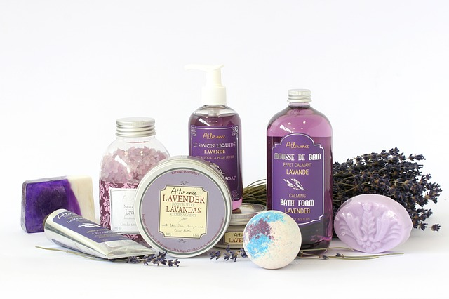 Gama produtos lilas